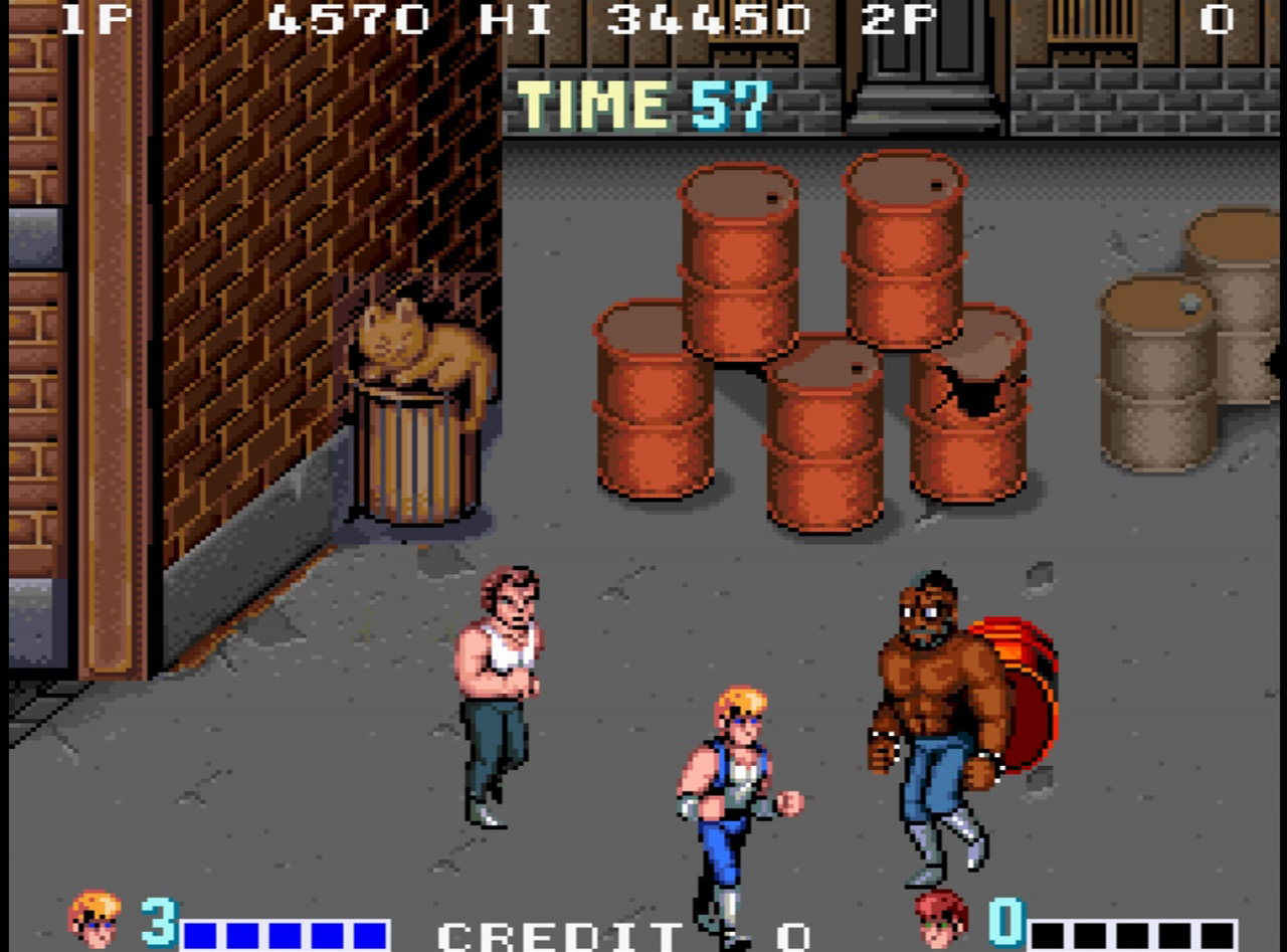 double dragon game