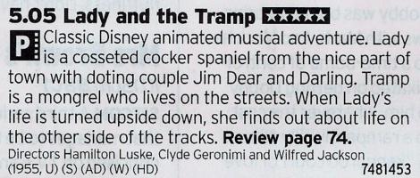 BBC1 - Boom! Proper, classic Disney