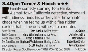 C4 - This was the film where Hanks first showed his acting chops. No, really