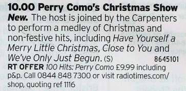 2200 BBC4 - I'll admit this has the potential to be a waste of time but, looking at the talent involved, it might just be really good