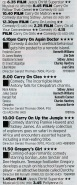 0635 ITV3 - If you really want to you can spend Christmas Day on ITV3 starting with Jesus Christ Superstar, follow that up with a ton of Carry On films then end with a repeat of Jesus Christ Superstar. Great?