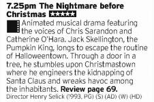 1830 - ITV2 - A stone cold Christmas classic