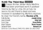 2300 - BBC4 - You want a classic film? Then here you go, doesn't get much