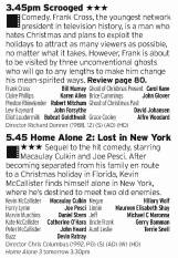 1545 - C4 - As if The Muppets wasn't enough, here's Bill Murray's take on Scrooged followed by the secret best Home Alone film