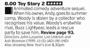 2000 - BBC3 - A perfect film