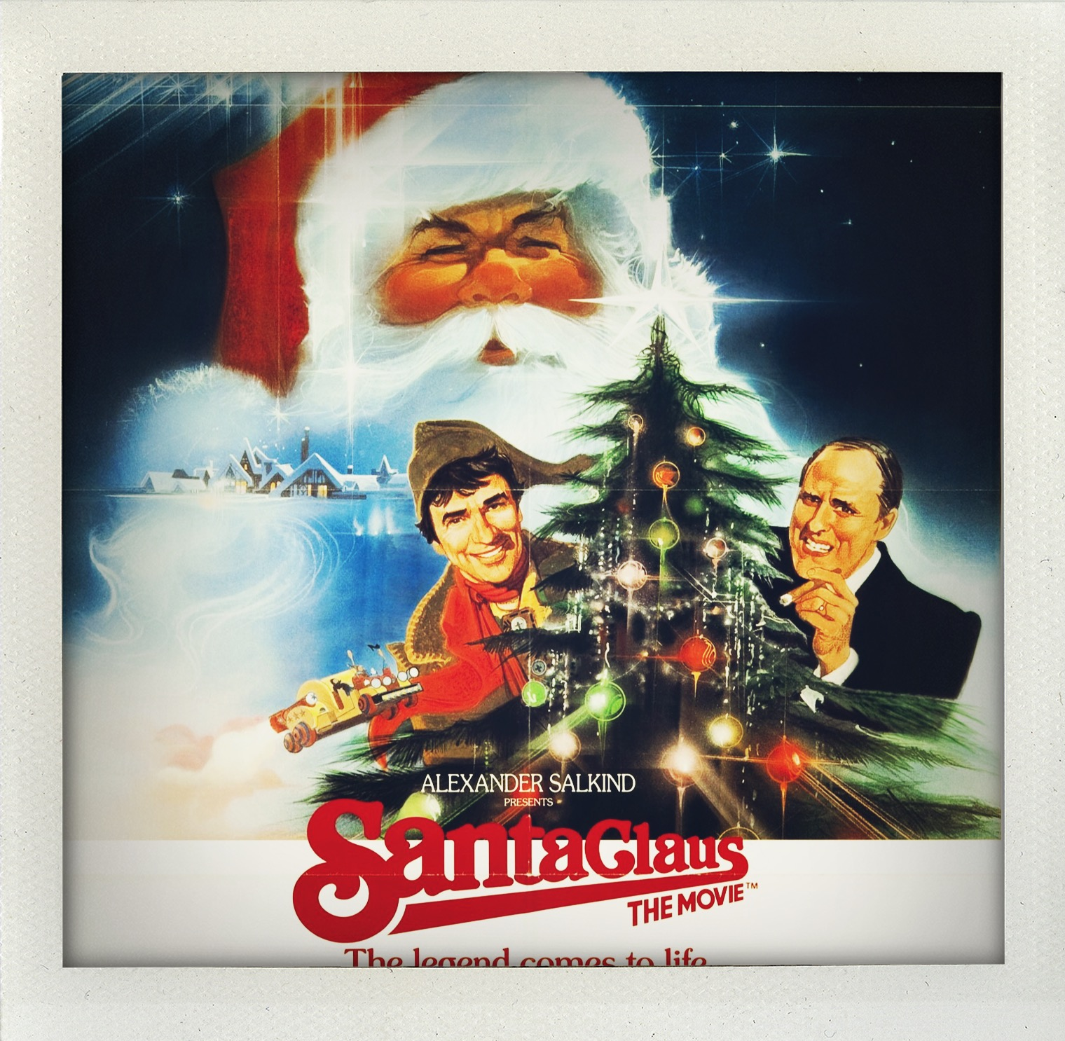 1985 in Film – Santa Claus The Movie – A Bad Education
