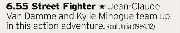 1855 - MovieMix - One star? ONE STAR?!