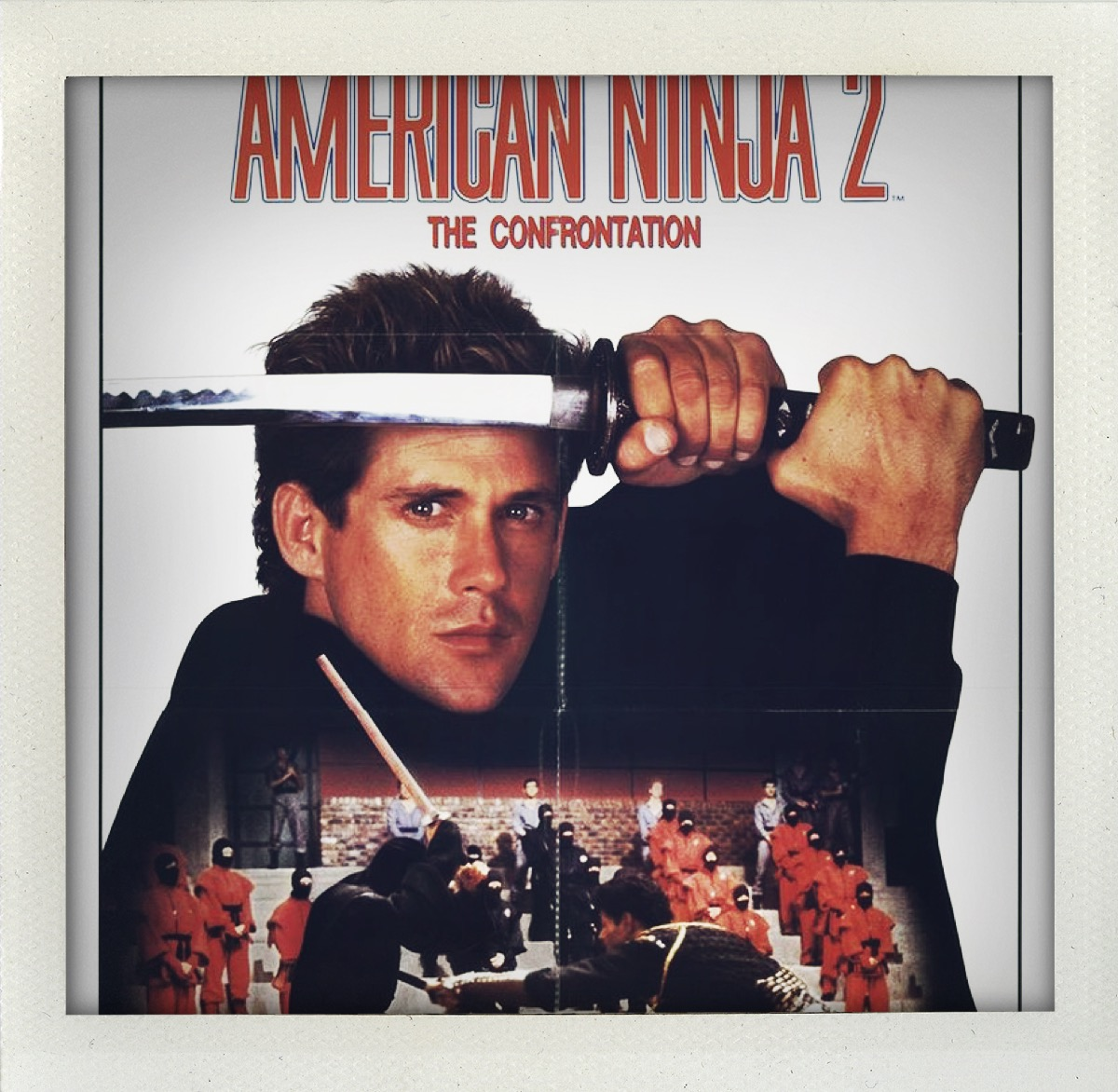 1987 in FIlm – American Ninja 2: The Confrontation – A Bad