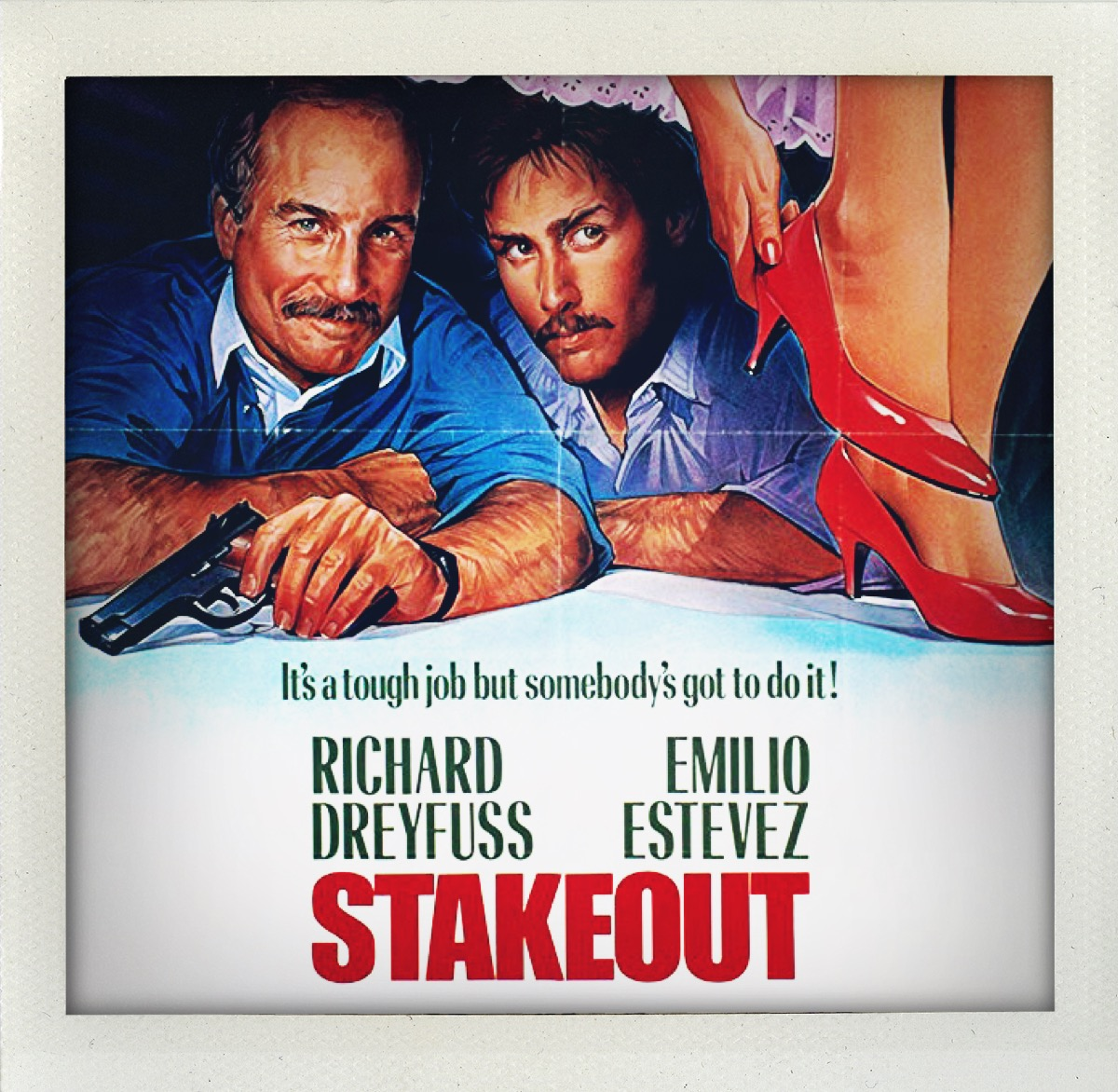 1987 in Film – Stakeout – A Bad Education