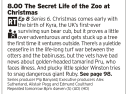 2000 | Channel 4 | Speaking from personal experience, Chester Zoo is properly good but the reason we went there was because of this documentary series. It's brilliant