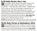 2030 - BBC2 - Back to back Dolly? Yes please