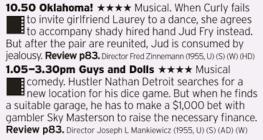 1050 - BBC2 - More classic musicals!